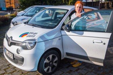Annett Müller aus Hohndorf wurde wegen angeblicher Arbeitszeitenüberschreitung angezeigt. Der Fall ist noch nicht abgeschlossen.