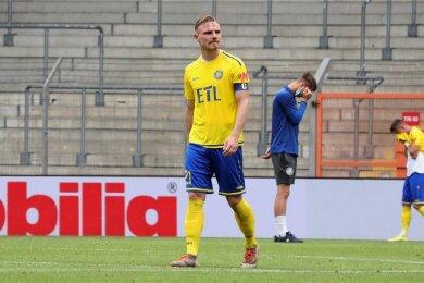 Robert Zickert war zuletzt Kapitän von Lok Leipzig und verpasste mit seiner Mannschaft nur sehr knapp den Aufstieg in die 3. Liga. Seit kurzem spielt er für den Chemnitzer FC.