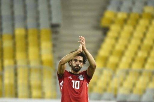 Schöner Treffer durch Mohamed Salah