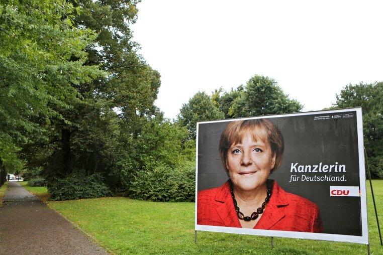Nicht polarisieren, nicht verunsichern: Angela Merkel vermeidet Streit im Wahlkampf.