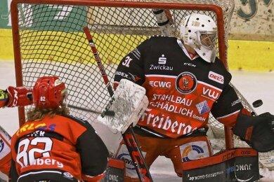 Michael Bitzer vom Eishockey-Zweitligisten Eispiraten Crimmitschau beendet seine Profi-Karriere.
