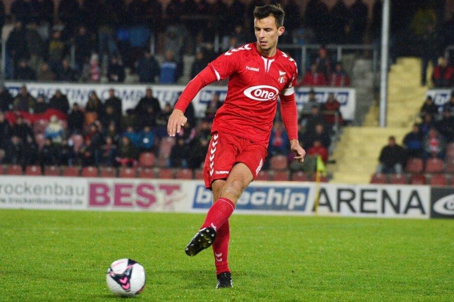 Innenverteidiger Bastian Strietzel wechselt aus der Regionalliga Nordost zum Drittligisten FSV Zwickau.