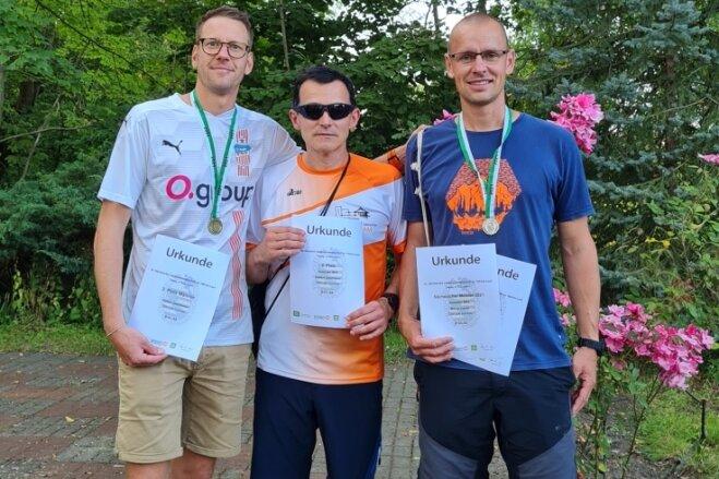Lok-Läufer feiern Doppelsieg