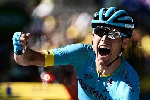 Magnus Cort Nielsen gewinnt die fünfte Etappe
