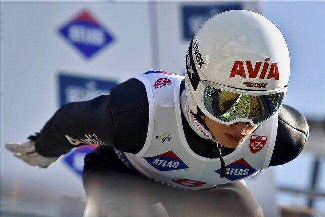 Martin Hamann erzielte im Sommer in Wisla seine Siege zwei und drei im COC (2. Liga). Erstmals wird er beim Winterauftakt im Weltcup starten.