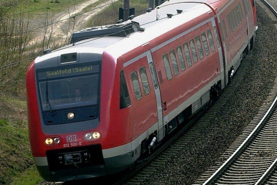 Fahrgastverband fordert: Regionalexpress aus Thüringen muss nach Chemnitz verlängert werden