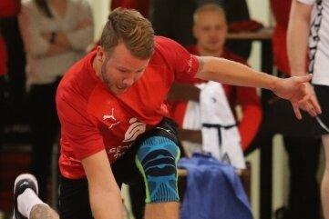 Die Bundesligakegler des TSV 90 Zwickau um Patrick Hirsch kehren erst in vielen Monaten zurück in den Ligabetrieb.