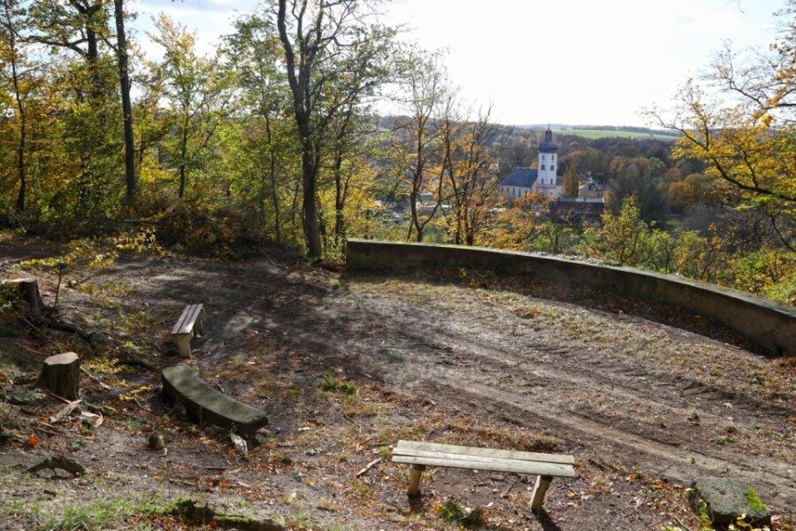 Fällarbeiten am Rothenberg fast beendet