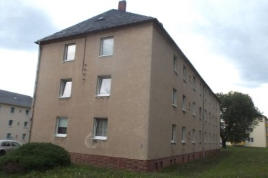 Das Haus Gabelsbergerstraße 20 a/b. Nach Abschluss der jetzt geplanten Arbeiten ist in dem Gebiet nur noch das Wohngebäude 18 a/b zu sanieren.