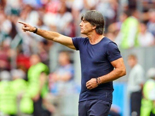 Keine gute Bilanz in zweiten Turnierspielen: Joachim Löw