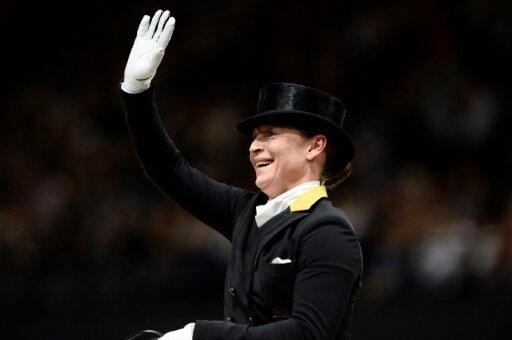 Isabell Werth gewinnt erneut den Großen Preis von Aachen