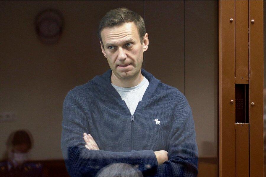 Alexei Nawalny - Oppositionspolitiker