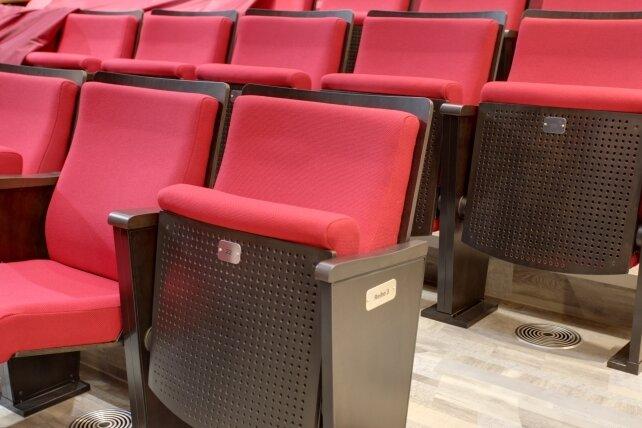 Breitere Sitze und wesentlich mehr Beinfreiheit als vorher.