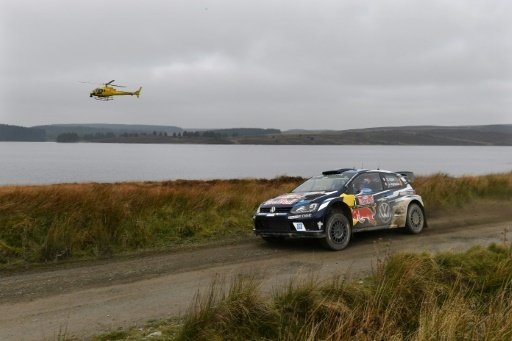 Weltmeister Ogier hat die Rallye Großbritannien gewonnen