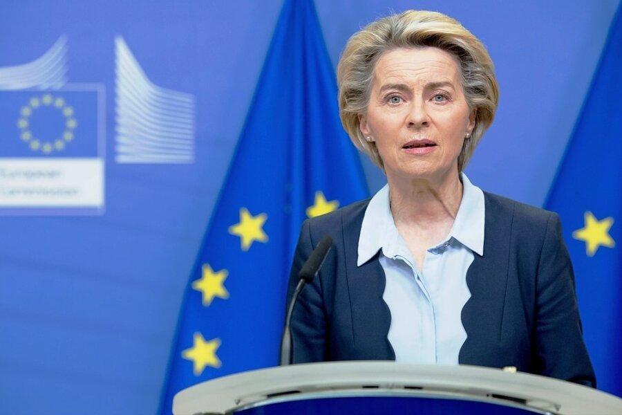 Ursula von der Leyen - Präsidentin derEU-Kommission