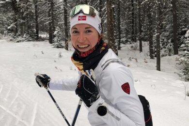 Julia Richter  war als Elfte zweitbeste DSV-Starterin.