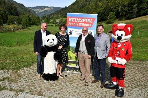 Der SC Freiburg kooperiert mit der WWF