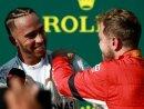 Duell um die Pole-Position: Vettel und Hamilton