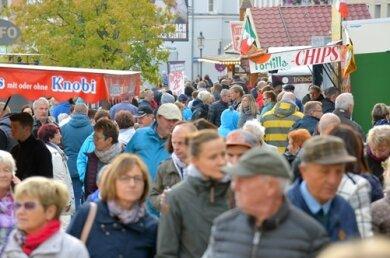 Ein Bürgerfest wie dieses wird es dieses Jahr in Reichenbach nicht geben.