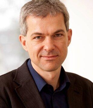 Volkmar Zschocke tritt bei der Oberbürgermeisterwahl für Bündnis 90/Die Grünen an.