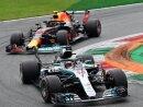 Hamilton gewinnt vor Räikkönen und Bottas