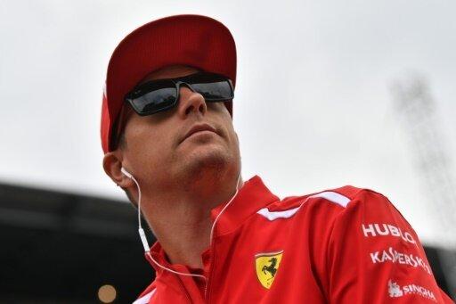 Kimi Räikkönen bekommt jede Menge Unterstützung