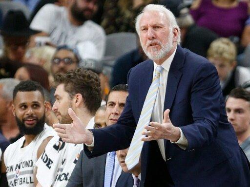 Gregg Popovic kassiert erste Niederlage mit den Spurs