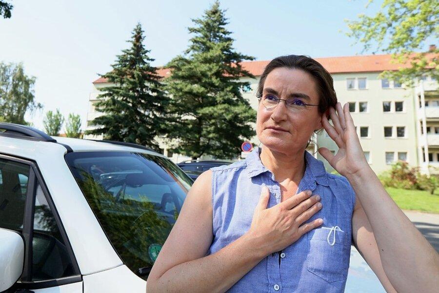 """Grit Gürtler aus Marienthal wird in regelmäßigen Abständen von einem seltsamen Brummton geplagt. """"Es gibt Nächte, in denen ich alle zwei Stunden wach werde"""", sagt die 49-Jährige."""
