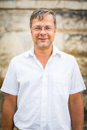 Marcel Schmidt - Oberbürgermeister der Stadt Stollberg