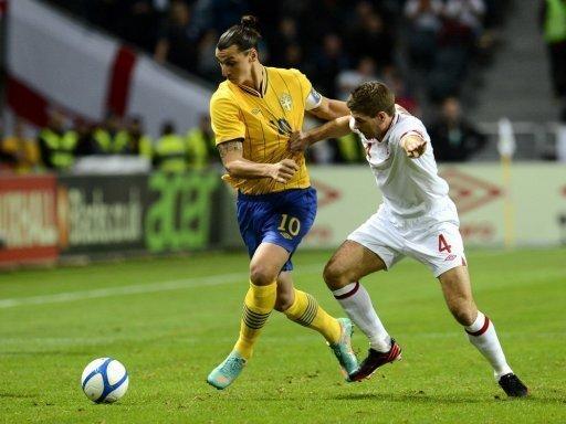 Heute nicht zu stoppen: Zlatan Ibrahimovic