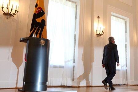 Gauck geht - wer kommt?