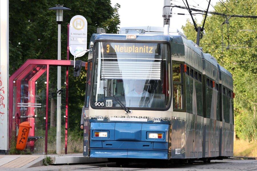 Nahverkehr: Verdi führt Aktionstag in Zwickau durch