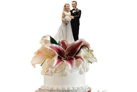 So wird die Hochzeitstorte der Hingucker