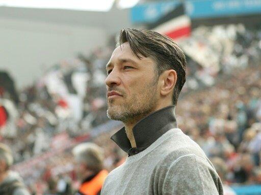 Niederlage für Eintracht Frankfurt und Niko Kovac