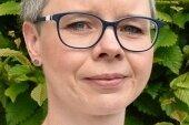Kerstin Voigt - Inhaberin der Firma Jürgen Voigt in Markneukirchen