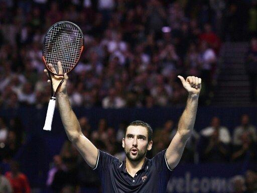 Basel: Zverev-Bezwinger Marin Cilic gewinnt das Turnier