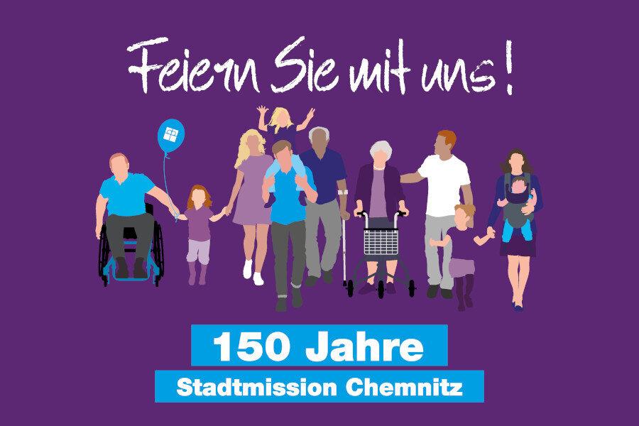 150 Jahre Stadtmission Chemnitz