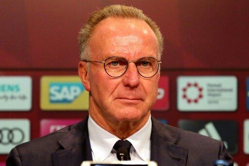 Rummenigge kritisiert die Hoffenheimer Spielweise