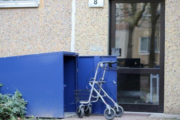 99-Jährige beauftragt Polizei mit Reparatur ihres Trimmrads