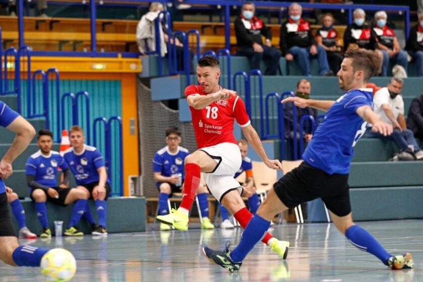 Futsal-Regionalliga: Hohensteiner lassen Gegner alt aussehen