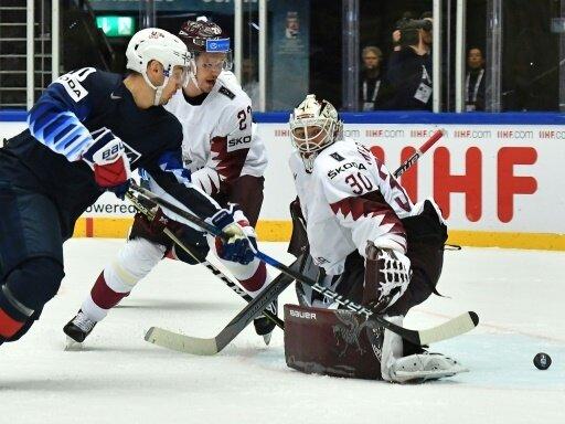 Die USA besiegen Lettland nur mit großer Mühe