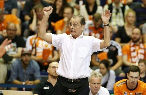 Trainer Moculescu wird in den Ruhestand zurückkehren