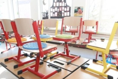 Im Vogtlandkreis können die Grundschulen ab Mittwoch wieder in den eingeschränkten Regelbetrieb gehen.