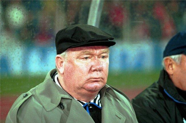 Waleri Lobanowski - Trainerlegendeaus der Ukraine