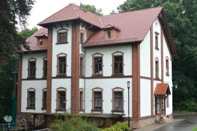 """Im Peniger Treff """"Waldhaus"""" darf die Kindervereinigung Leipzig noch bis Jahresende eine Freizeitgestaltung für Kinder und Jugendliche anbieten. Dann endet der Vertrag mit der Stadt."""