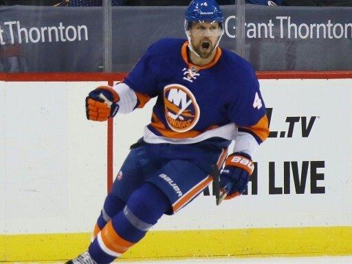 Dennis Seidenberg traf beim 1:6 der New York Islanders