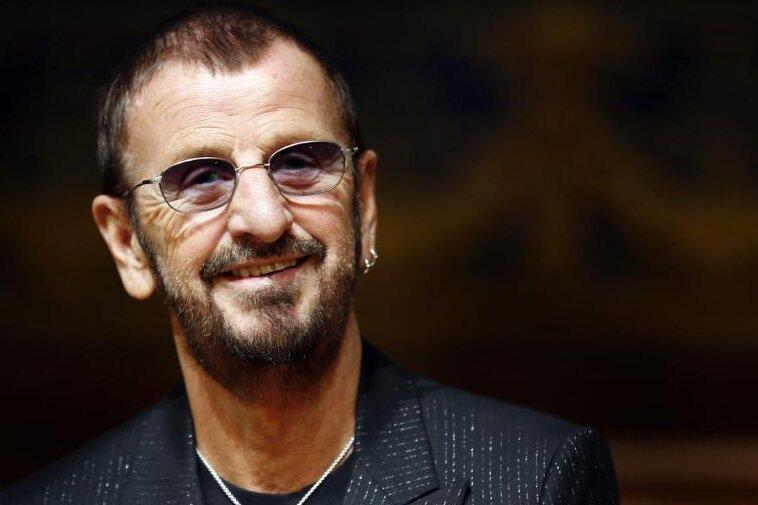 Ex-Beatle Ringo Starr kommt nach Zwickau