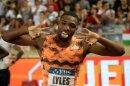 Noah Lyles will Usain Bolts 100-m-Weltrekord knacken