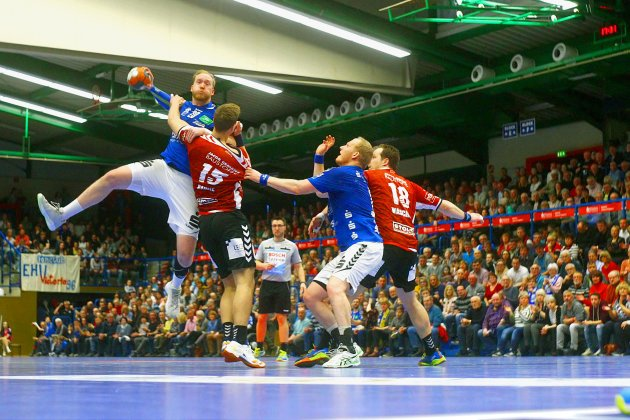 2. Handball-Bundesliga: EHV Aue kassiert vierte Niederlage in Folge