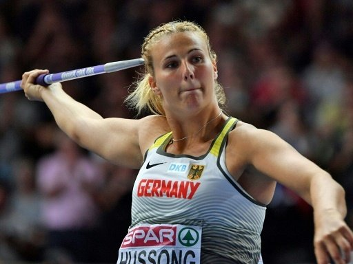 Nächster Erfolg für Speerwerferin Christin Hussong